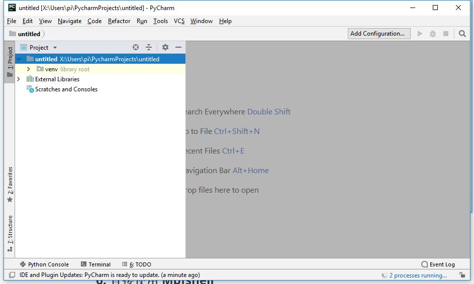 4 Pycharm IDE programming - Banana Pi Wiki
